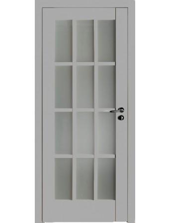 Дверь 102U ПО Светло-серый