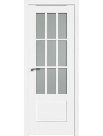 Дверь 104U ПО Белый матовый