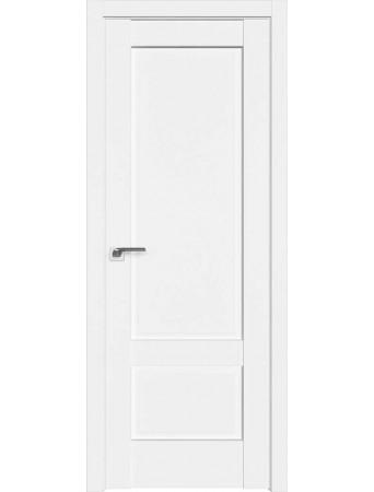 Дверь 105U ПГ Белый матовый
