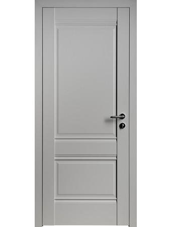 Дверь 1U ПГ Светло-серый