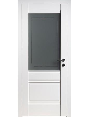 Дверь 2U ПО Белый матовый