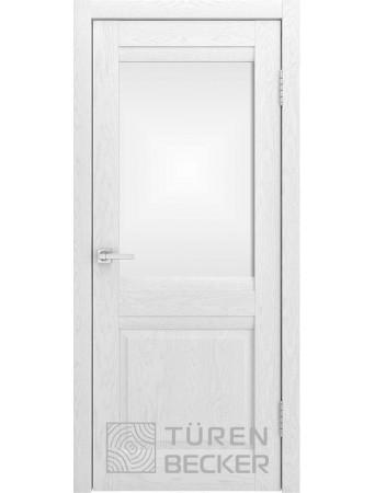 Дверь S8 ПО Ясень белый