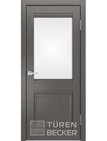 Дверь S8 ПО Ясень графит