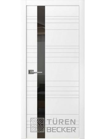 Дверь Соммер ПО Белая эмаль