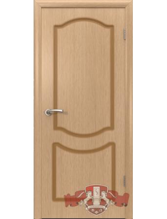 Дверь Классика 2ДГ1 Светлый дуб