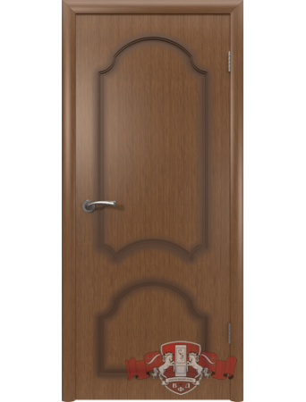 Дверь Кристалл 3ДГ3 Орех
