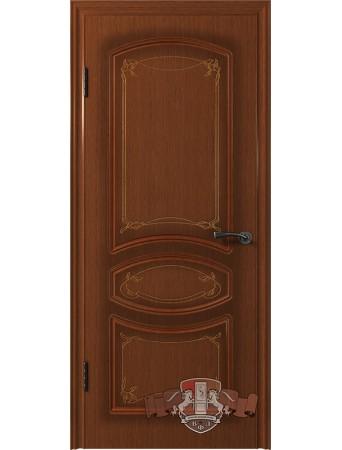 Дверь Версаль 13ДГ2 Красное дерево