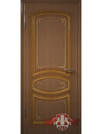 Дверь Версаль 13ДГ3 Орех