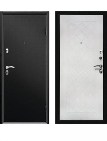 Дверь Промет Форте Симпл Беленый дуб
