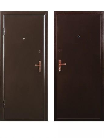 Дверь Промет Сити 2 металл