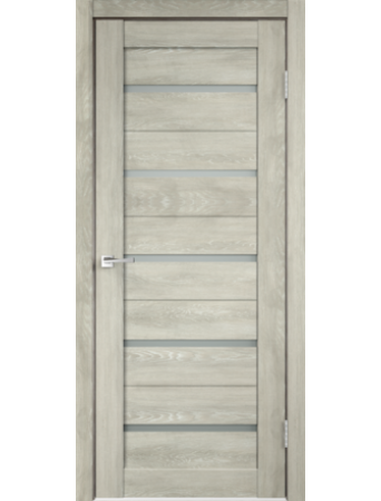 Дверь Duplex Дуб шале седой