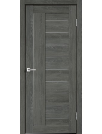 Дверь Linea 3 Дуб шале графит