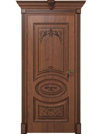 Дверь Вителия дуб янтарный ПГ