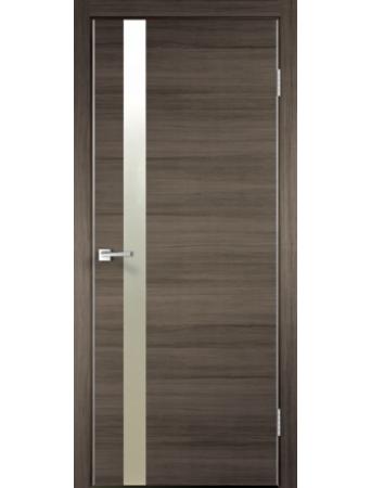 Дверь Techno Z1 Дуб серый поперечный