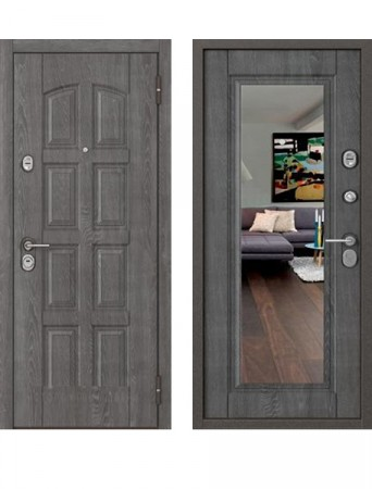 Дверь Бульдорс Standart 70 зеркало
