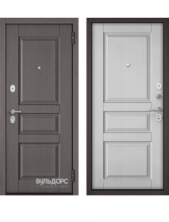 Дверь Бульдорс Standart 70 Дуб графит