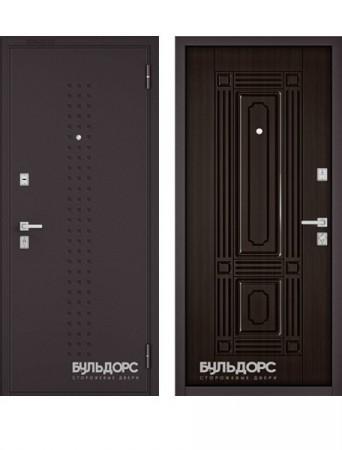 Дверь Бульдорс Mass 70 Ларче шоколад