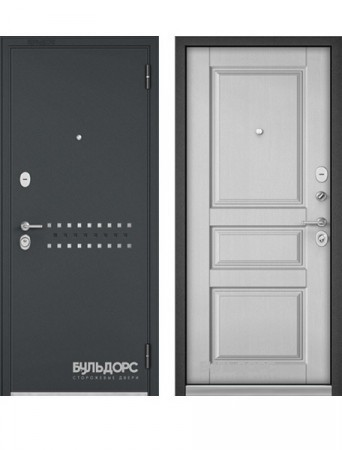 Дверь Бульдорс Standart 70 Дуб белый