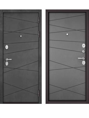 Дверь Бульдорс Standart 90 9S-130