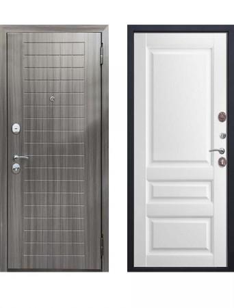 Дверь 10.5 см Гарда Белый матовый