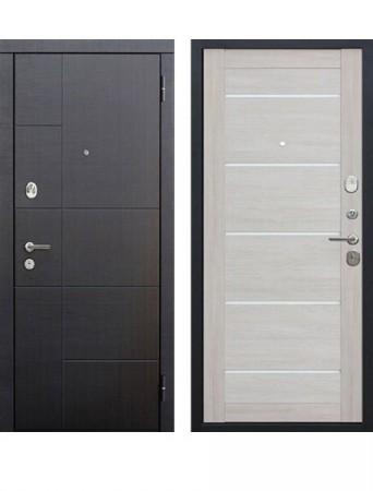 Дверь 10.5 см Ротердам Лиственница беж Царга