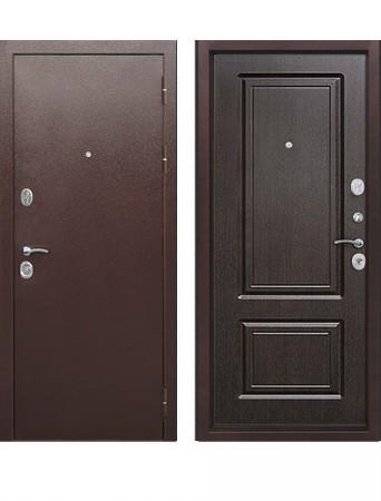 Входная дверь 10 см Толстяк РФ Венге