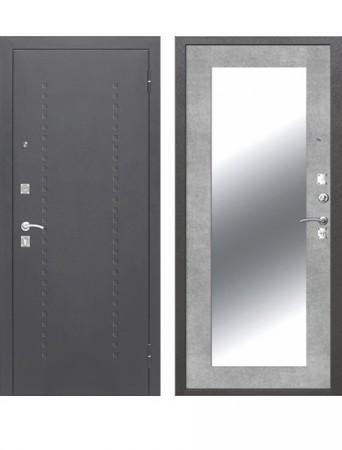 Доминанта Серебро Зеркало Бетон серый