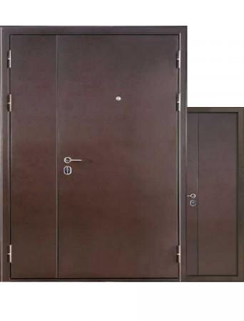 Дверь Булат Двухстворчатая