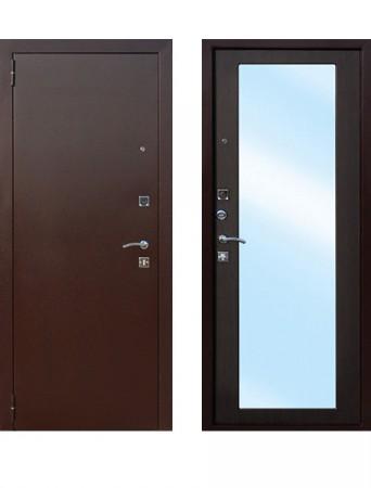 Дверь Царское зеркало MAXI Венге