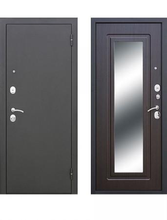 Дверь Царское зеркало муар Венге
