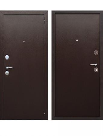 Дверь Гарда мет/мет