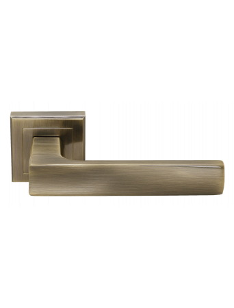 Дверные ручки Rucetti RAP 14-S AB Цвет - Античная бронза