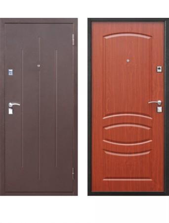 Дверь Стройгост 7-2 Итальянский орех