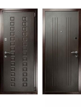 Дверь Гранит М2 Люкс Венге