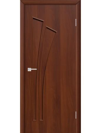 Дверь 4г4 Итальянский орех