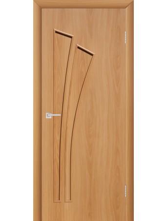 Дверь 4г4 Миланский орех