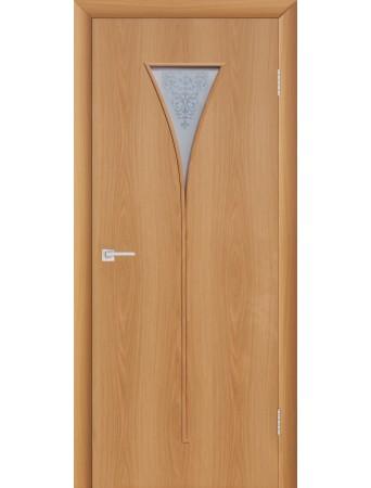 Дверь 4с3 Миланский орех