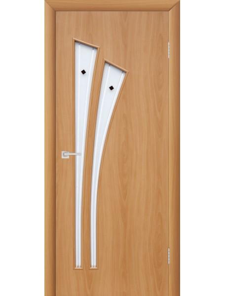 Дверь 4с4ф Миланский орех