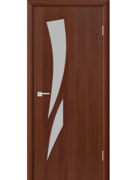 Дверь 4с8 Итальянский орех