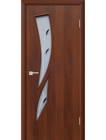 Дверь 4с8ф Итальянский орех
