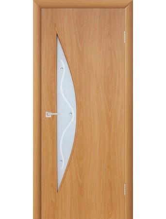 Дверь 4с5ф Миланский орех