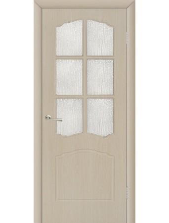 Дверь Альфа ПО Крем