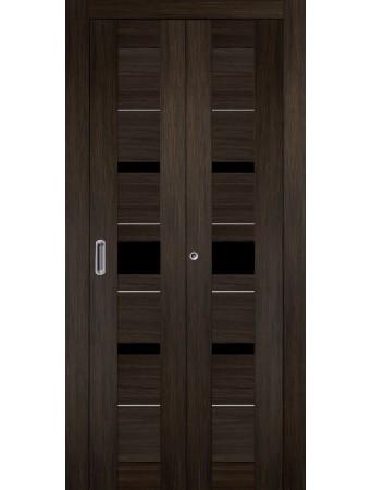 Дверь Джаз Складная Венге