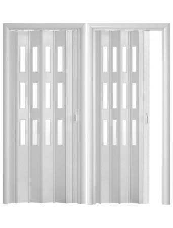 Дверь Фаворит Белый глянец