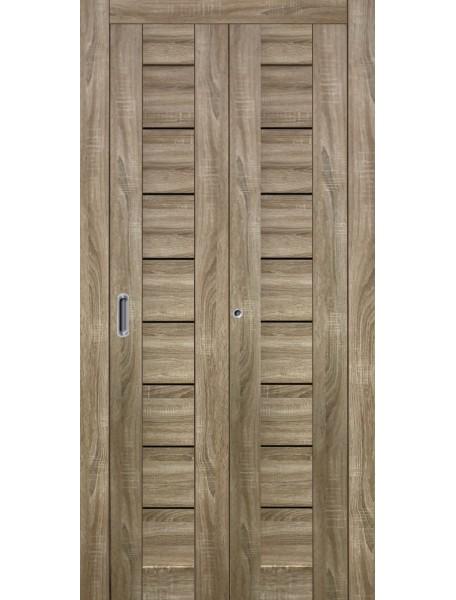 Дверь Форум Горизонталь Складная Дуб сонома