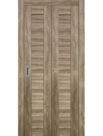 Дверь Форум ПГ Складная Дуб сонома
