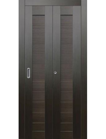 Дверь Форум ПГ Складная Венге