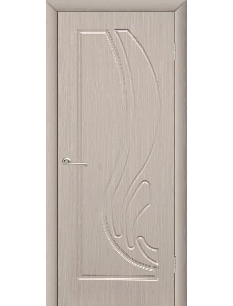 Дверь Лотос ПГ Беленый дуб