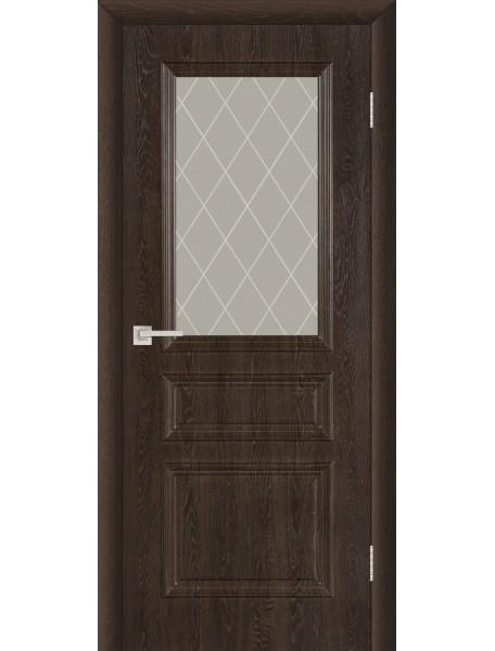 Дверь Римини ПО Шоколад