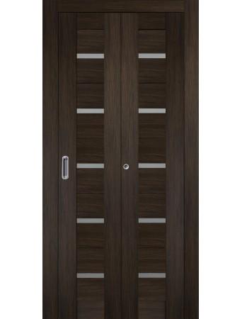 Дверь Танго Складная Венге